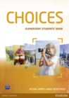 Choices Elementary Students' Book - Book