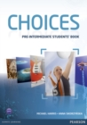 Choices Pre-Intermediate Students' Book - Book