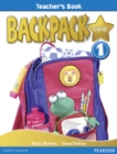 Backpack Gold 1 Teacher's Book New Edition - Book