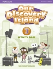 Our Discovery Island Level 3 Activity Book and CD ROM (Pupil) Pack - Book