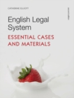 English Legal System : Essential Cases and Materials - eBook