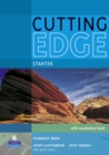 Cutting Edge Starter Student's Book (Standalone) - Book