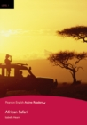 Level 1: African Safari Book and Multi- ROM with MP3 Pack - Book