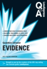 Law Express Question and Answer: Evidence Law (Q&A Revision Guide) - eBook