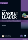 Market Leader 3rd Edition Advanced Teacher's Resource BookTest Master CD-ROM Pack - Book