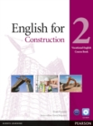 English for Construction Level 2 Coursebook and CD-ROM Pack - Book
