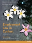 Employment Law in Context : An Introduction for HR Professionals - Book