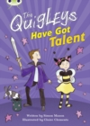 BC Brown B/3B The Quigleys Have Got Talent - Book