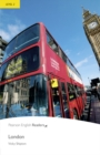 Level 2: London Book and MP3 Pack - Book
