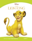 Level 4: Disney The Lion King - Book
