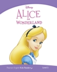 Level 5: Disney Alice in Wonderland - Book