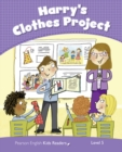 Level 5: Harry's Clothes Project CLIL - Book