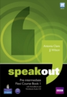 Speakout Pre-Intermediate Flexi Course Book 1 Pack - Book