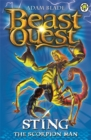 Beast Quest: Sting the Scorpion Man : Series 3 Book 6 - Book