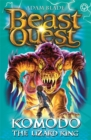 Beast Quest: Komodo the Lizard King : Series 6 Book 1 - Book