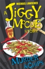 Jiggy McCue: Murder & Chips - Book
