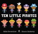 Ten Little Pirates - Book
