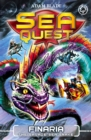 Sea Quest: Finaria the Savage Sea Snake : Book 11 - Book