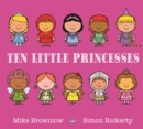 Ten Little Princesses - Book
