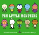Ten Little Monsters - Book