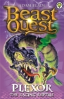 Beast Quest: Plexor the Raging Reptile : Series 15 Book 3 - Book