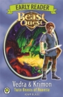 Beast Quest Early Reader: Vedra & Krimon Twin Beasts of Avantia - Book