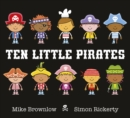 Ten Little Pirates - eBook