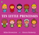 Ten Little Princesses - eBook