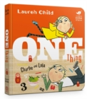 Charlie and Lola: One Thing Board Book - Book
