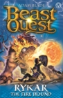 Beast Quest: Rykar the Fire Hound : Series 20 Book 4 - Book