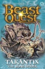 Beast Quest: Tarantix the Bone Spider : Series 21 Book 3 - Book