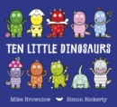 Ten Little Dinosaurs - eBook