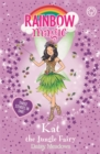 Rainbow Magic: Kat the Jungle Fairy : Special - Book