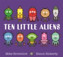 Ten Little Aliens - Book