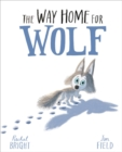 The Way Home For Wolf - Book