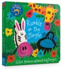 Rumble in the Jungle Board Book - Book