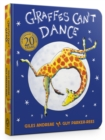 Giraffes Can't Dance Cased Board Book - Book