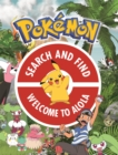 The Official Pokemon Search and Find: Welcome to Alola - Book
