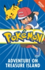 The Official Pokemon Fiction: Adventure on Treasure Island : Book 11 - Book