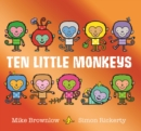 Ten Little Monkeys - eBook