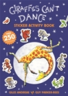 Giraffes Can't Dance 20th Anniversary Sticker Activity Book - Book