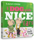 A Dog With Nice Ears Board Book - Book