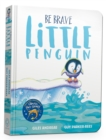 Be Brave Little Penguin Board Book - Book