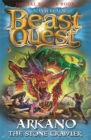 Beast Quest: Arkano the Stone Crawler : Special 25 - Book