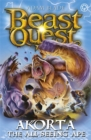 Beast Quest: Akorta the All-Seeing Ape : Series 25 Book 1 - Book