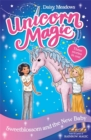 Unicorn Magic: Sweetblossom and the New Baby : Special 4 - Book
