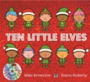 Ten Little Elves : Book and CD - Book