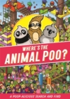 Where's the Animal Poo? A Search and Find - Book