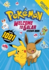Pokemon Welcome to Galar 1001 Sticker Book - Book