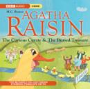 Agatha Raisin: The Curious Curate & The Buried Treasure - eAudiobook